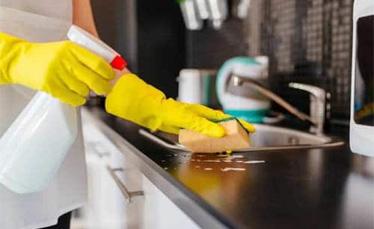 Køkkenhjælp
